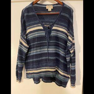 Denim & Supply by Ralph Lauren blue sweater